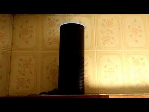 Alexa, sing me a song HQ version of the new Amazon EchoAlexa song