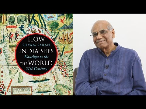 Wide Angle, Episode 01: Shyam Saran on How India Sees the World