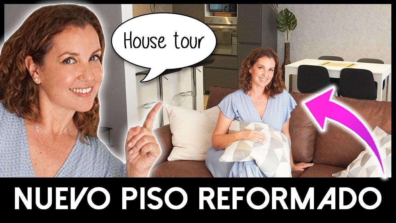¡NUEVO PISO REFORMADO! 🏠 El HOUSE TOUR de MI NUEVA CASA ¡Os enseño el ANTES y DESPUÉS! 😍