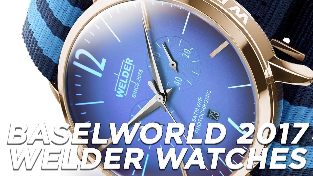 Welder Watches Bold \u0026 Moody