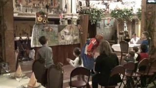 Детские шоу-программы в ресторане