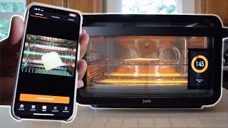 UNBOXING - June's SMART Oven Second-Gen! - HD Camera, Touchscreen, More! 4K