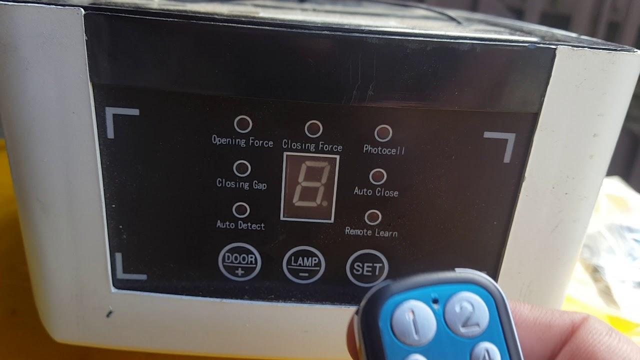 Genie Garage Door Opener 38877rs Circuit Board