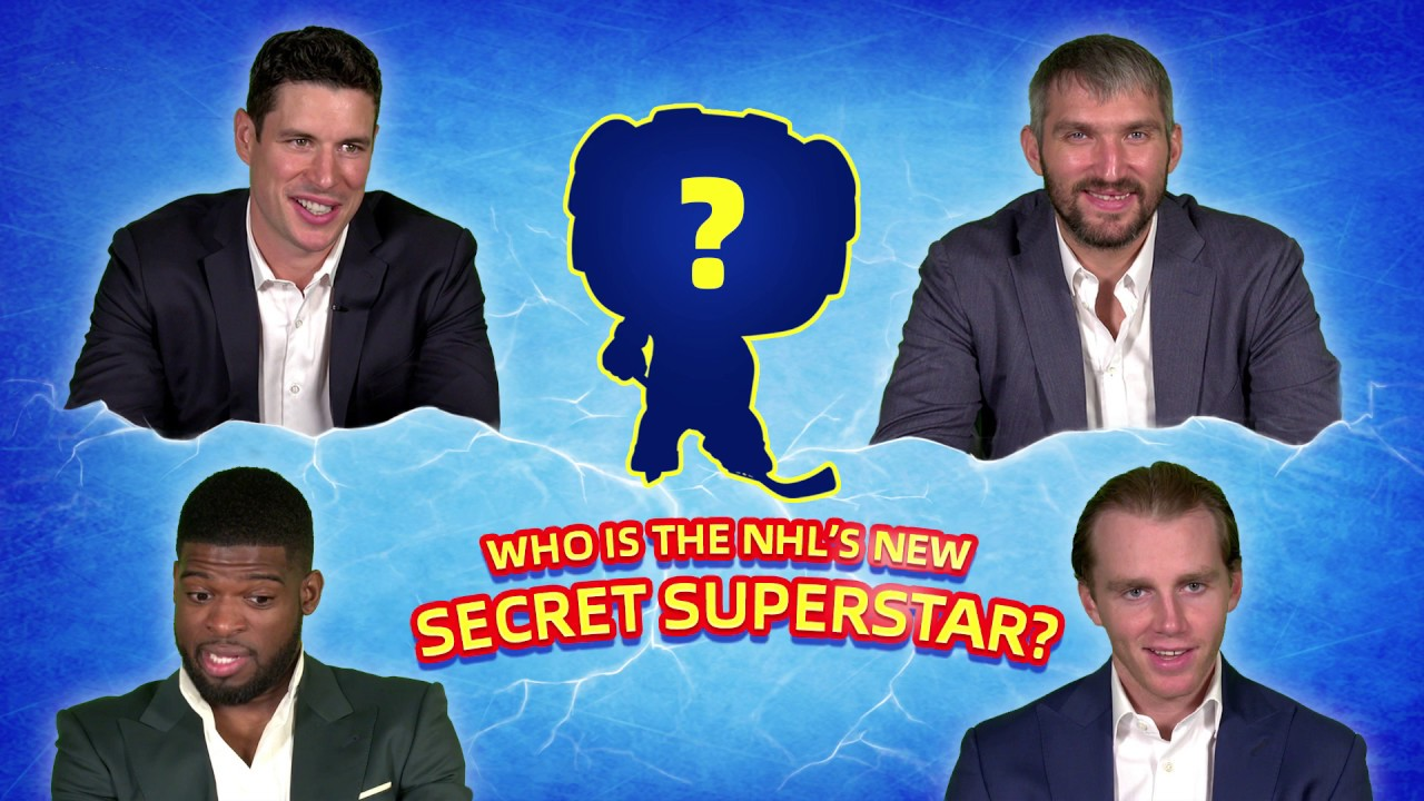Who is the NHL's New Secret Superstar?