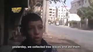 ONE NATION IN GHOUTA - BREAK THE SEIGE (Ramadan 2014)