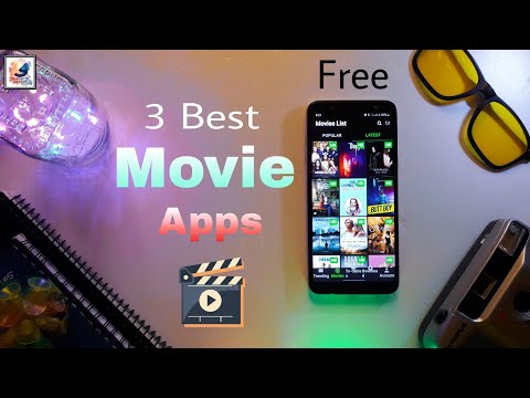 Best 3 Free Apps To Watch Movies,Tv Shows,  Web Series online On Android April 2020