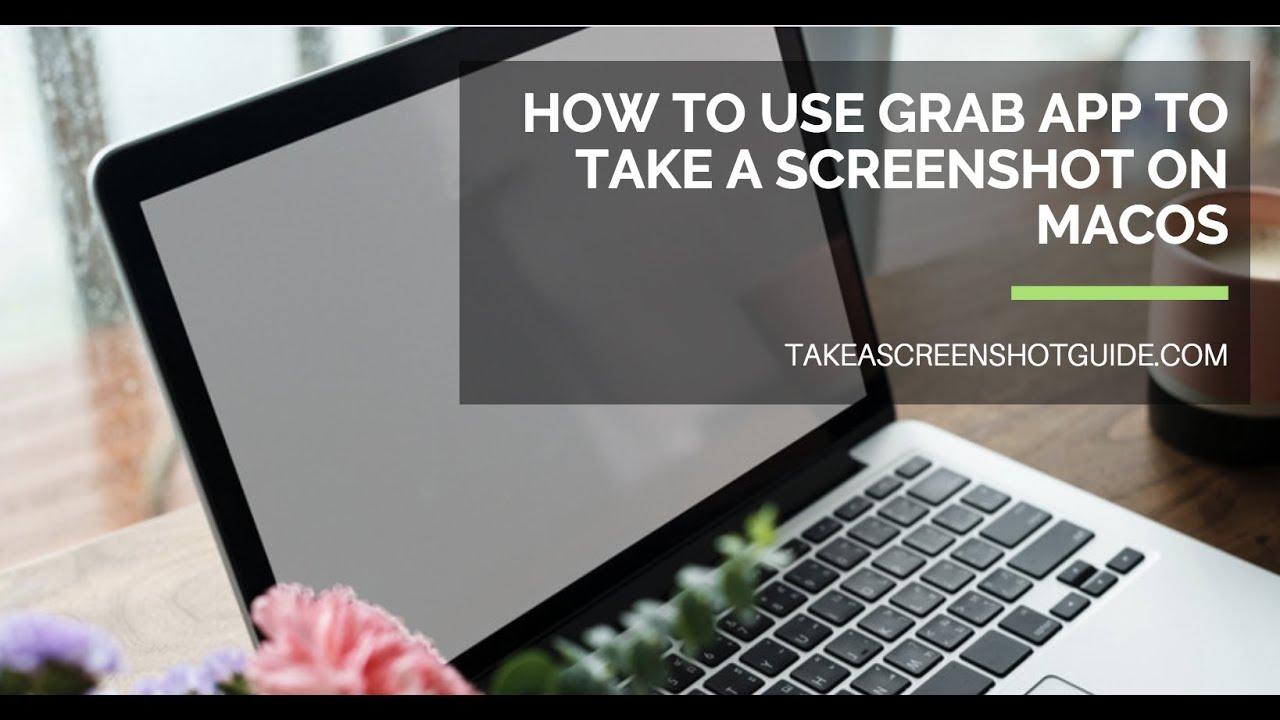 How do i make a screenshot on macbook air