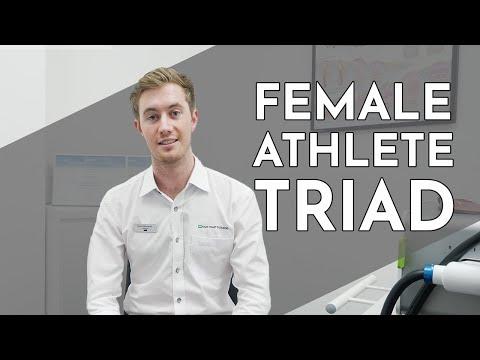 Female Athlete Triad Ryan Marshall, Singapore Podiatrist