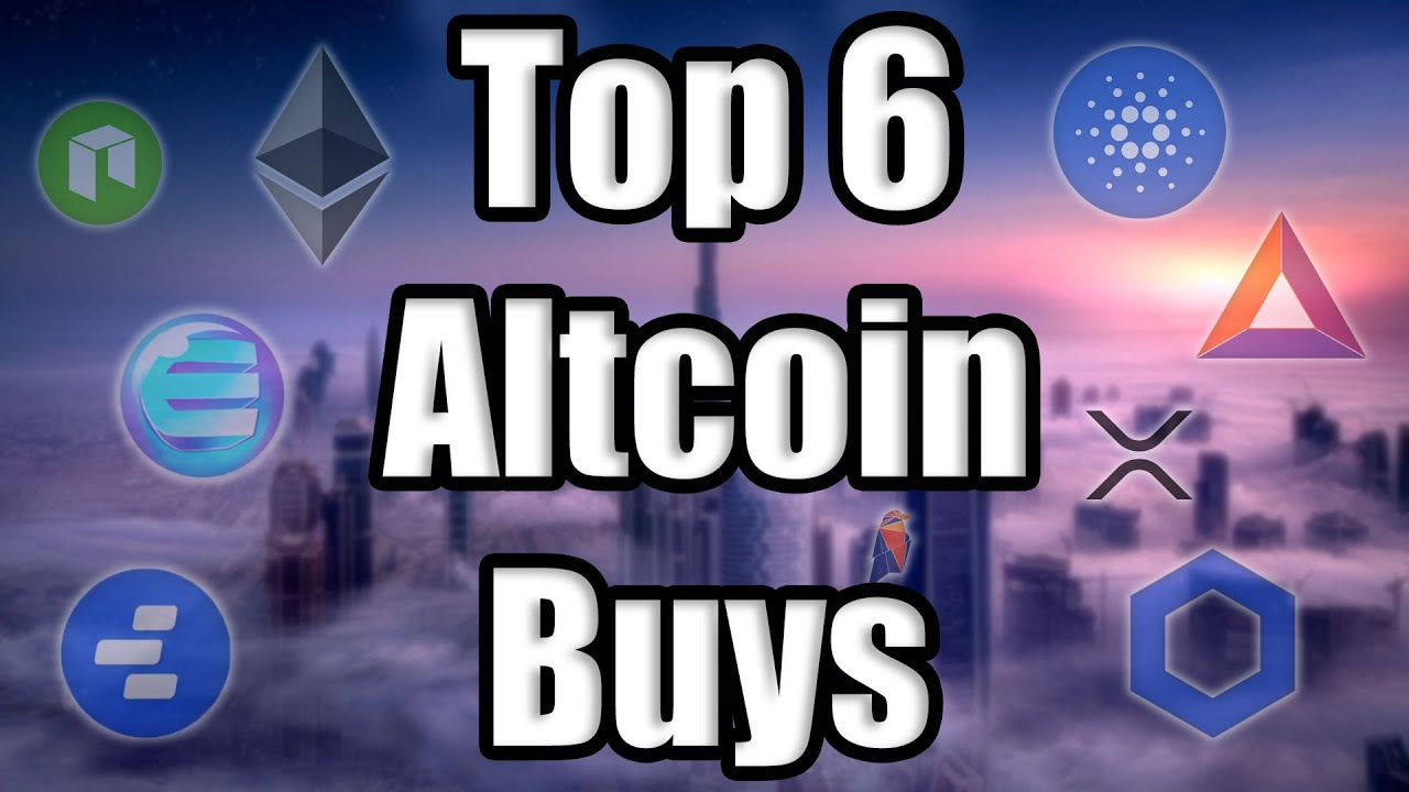 Best Altcoin To Invest In 2020.Top 6 Altcoins To Watch In 2020