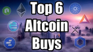 Top 6 Altcoins To Watch In 2020
