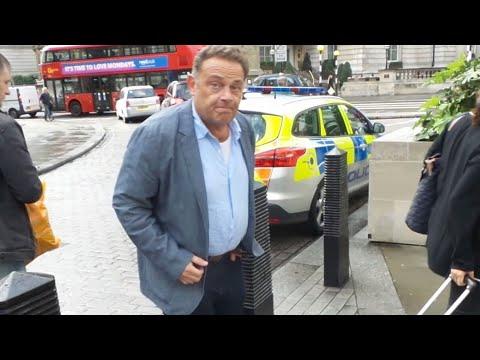 John Thomson in London 29 09 2017