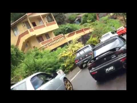 Breakfast Run June 2016 - Car Edition - Dominica