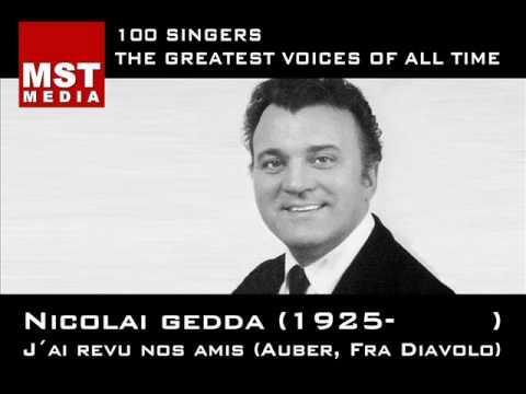 100 Greatest Singers: NICOLAI GEDDA
