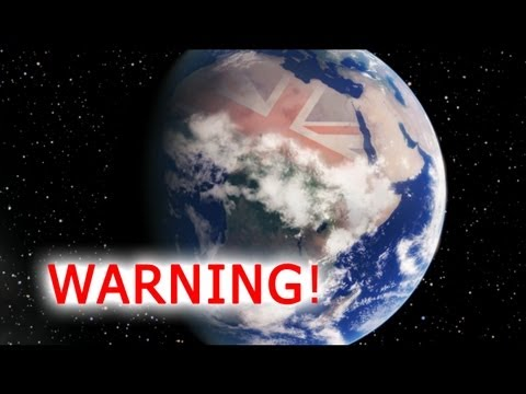 WARNING! - British Invasion Of Africa