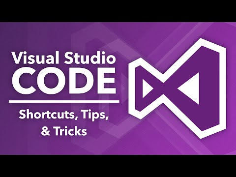 Visual Studio Code: Shortcuts, Tips, And Tricks (Mac And Windows)