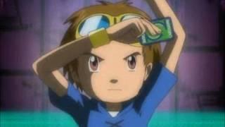 Digimon Tamers - Slash!!! - Card Slash Theme