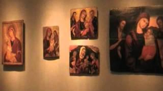 видео Афины, Византийский и Христианский музей