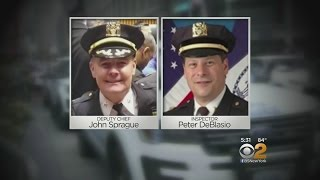 Senior NYPD Commanders Reinstated