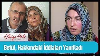 Betül, hakkındaki iddiaları yanıtladı  - Müge Anlı ile Tatlı Sert 8 Mayıs 2019