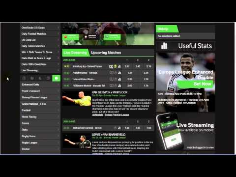 Betway Sportsbook Review - £50 Free Bet - OGR