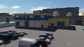 видео Проекты автокомплексов