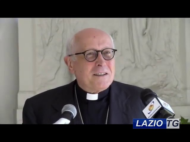 Laziotv   FROSINONE   CELEBRAZIONI MESSE, PARLA IL VESCOVO