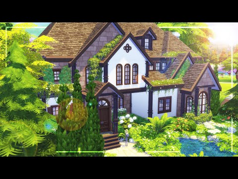 The Sims 4: Speed Build | Autumnburn Cove