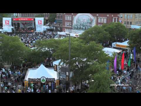 "Fort Worth, Texas ""Family Fun"" a travel destination video"