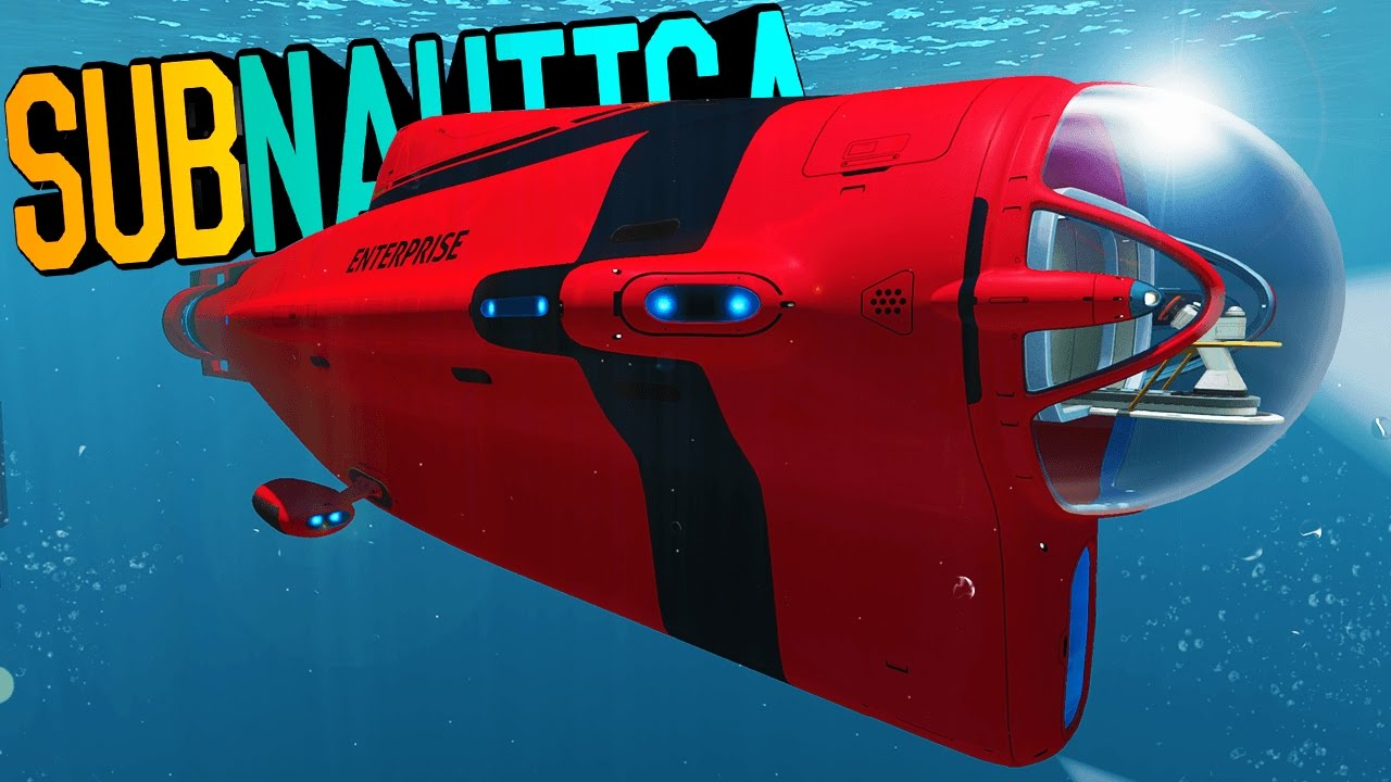subnautica how to use the cyclops