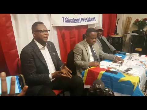 FELIX TSHISEKEDI aza Mandela ya RDC , UDPS derrière son Président