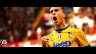 Paulo dybala 2017/18 - amazing goals & skills - hd