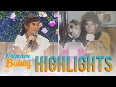 Magandang Buhay: Bela reminisce her childhood experiences