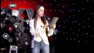 Dance Zone με την Μαρία Αντωνά (25/2/17)