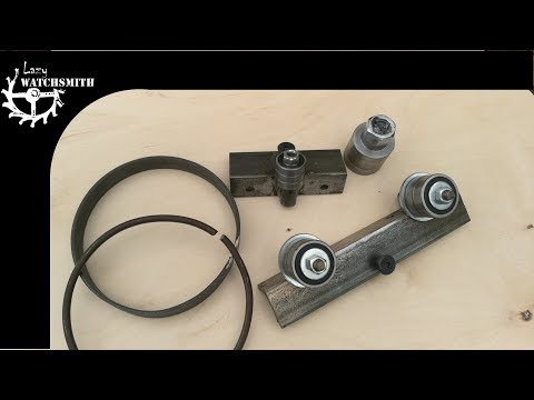 DIY Ring Roller (prototype)