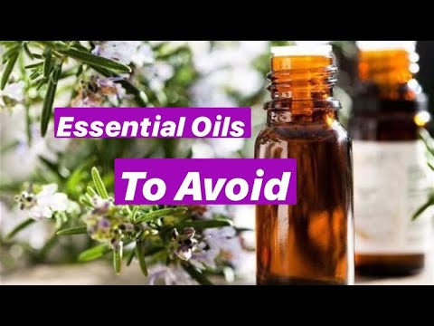 Essential Oils to Avoid by Pregnant Women