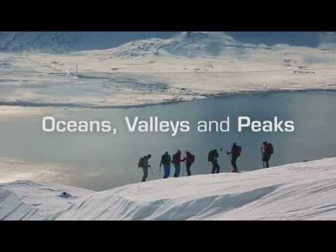 Alpine Ski touring in Iceland - Oceans Valleys and Peaks