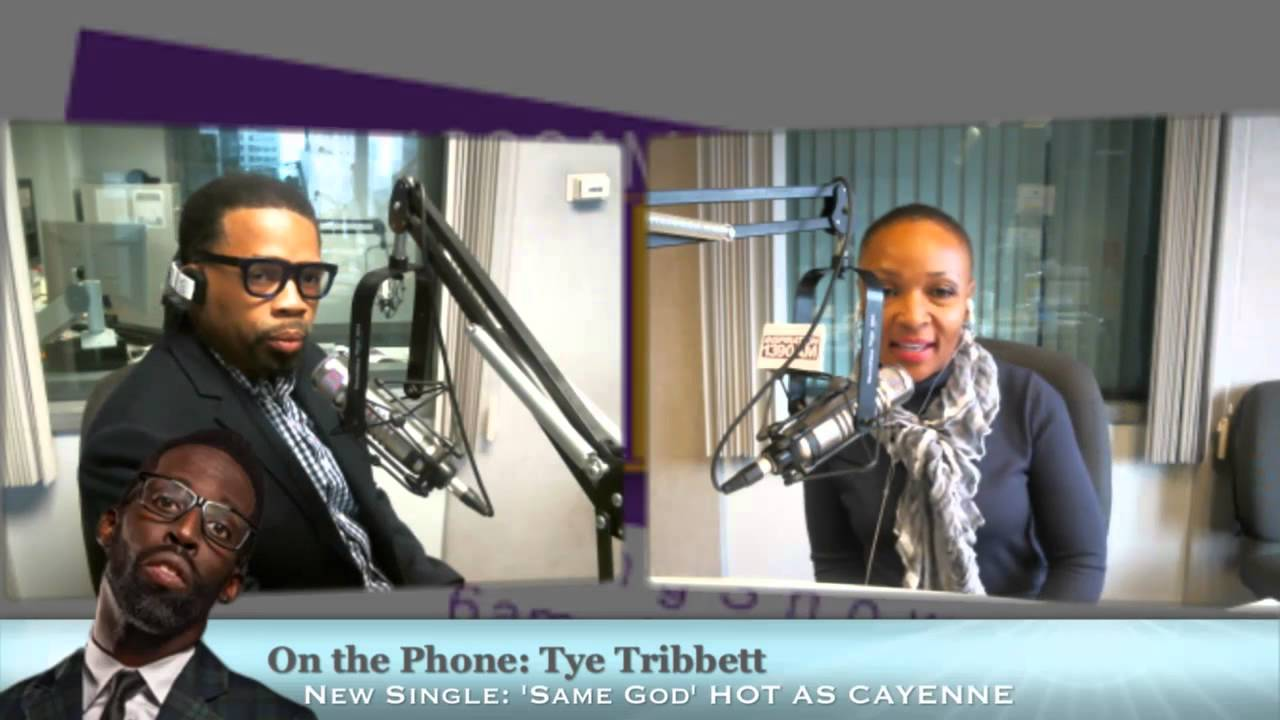 Jhms Tye Tribbett Talks About His New Single And Cutting His Hair
