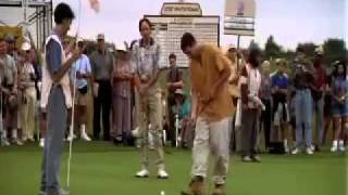 Happy Gilmore-Why dont you just go home ball!