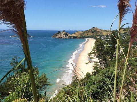 Impressive New Zealand Road Trip 2017 (North and South Island) in 34 days - Познавательные и прикольные видеоролики