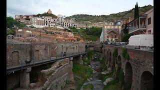 National Geographic США Тбилиси, самый богемный в мире город. National Geographic, США.