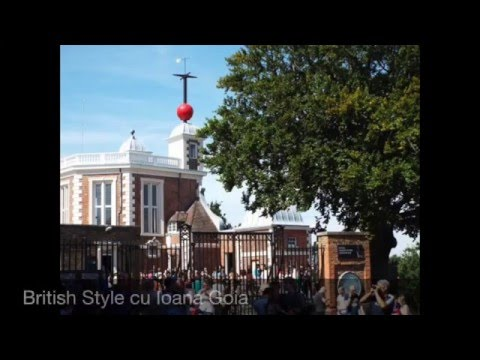 British Style - The Story of The Royal Observatory Greenwich (GIA)