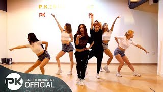 "MUSKY 머스키 ""CRAZY IN LOVE "" Dance Practice Video_ 신인 가수 머스키의 댄스연습영상"