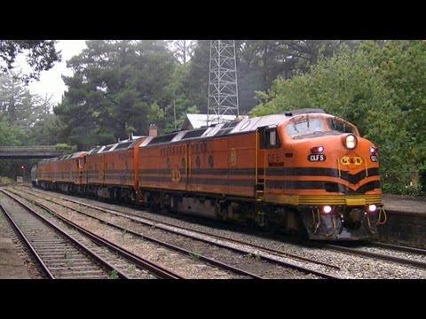 50 Trains In 15 Minutes Compilation - Australian Trains, South Australia