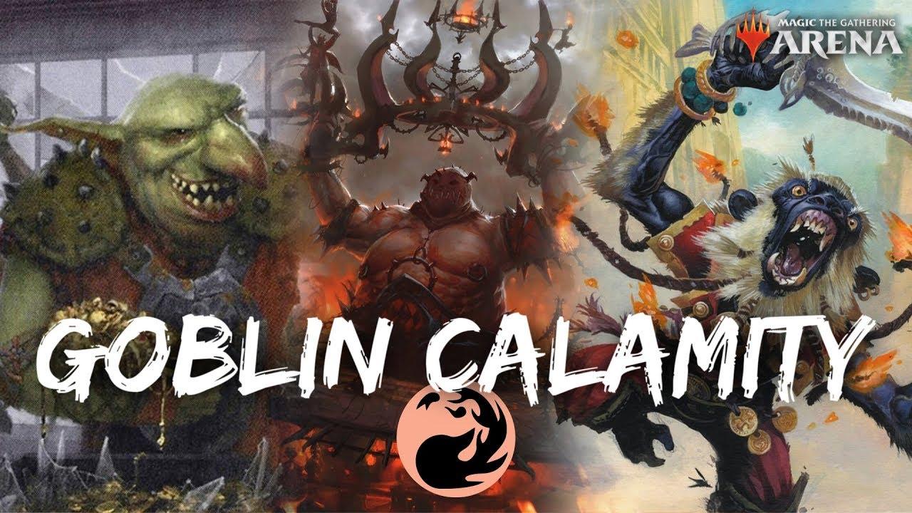 Cavalcade of calamity deck