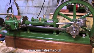 PART 22 - LARGE HORIZONTAL STEAM ENGINE REBUILD