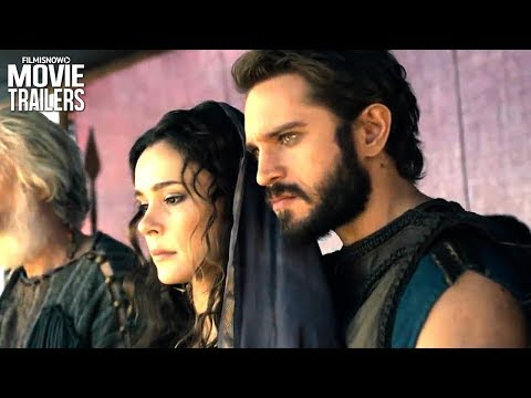 TROY: FALL OF A CITY Trailer (2018) - Netflix Epic Drama Series