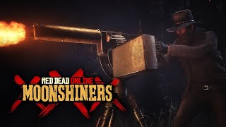 Red Dead Online: Moonshiners - Official Announcement Trailer