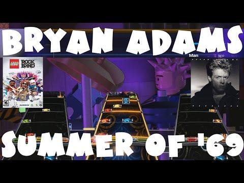 Bryan Adams - Summer of '69 - LEGO Rock Band...