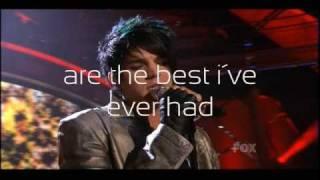 Adam Lambert - Mad World (Studio version)