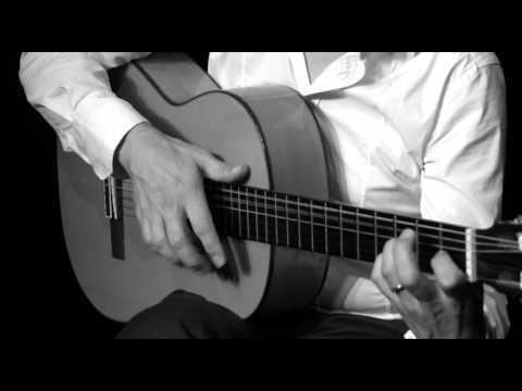 Guitar !!! Spanish Guitar Flamenco and Malaguena ! By Yannick Lebossé